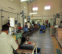facility manufacturing